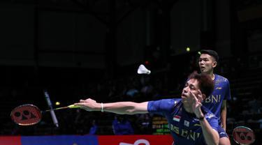 Fajar Alfian / Muhammad Rian Ardianto - Piala Sudirman 2021