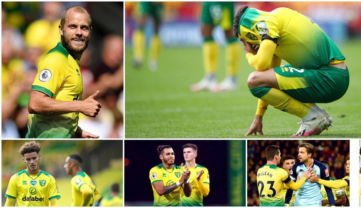 Fenomena Teemu Pukki dan petualangan Norwich City di Premier League musim 2019/2020 resmi berakhir.