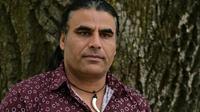 Abdul Aziz, pahlawan dalam insiden penembakan masjid di Selandia Baru (AFP Photo / Anthony WALLACE)