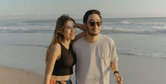 Syahnaz Sadiqah dan Jeje (Instagram/syahnazs)