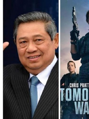 SBY The Tomorrow War (Foto: Instagram/@andi_a_mallarangeng)