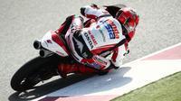 Pembalap Honda Team Asia di Kelas Moto3 2021, Andi Gilang. (Honda Team Asia)