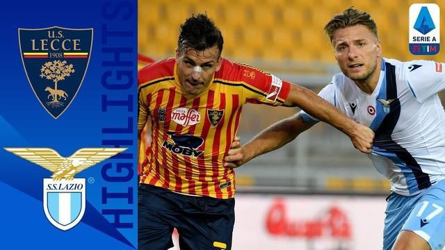 Berita Video VIDEO: Highlights Serie A, Lazio Menelan Kekalahan dari Tim Papan Bawah, Lecce dengan skor akhir 2-1