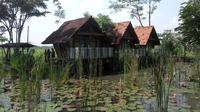 Tempat outbound Dolandeso di Kulonprogo menawarkan aktivitas air terlengkap di Yogyakarta