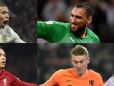 Bintang Muda dengan Performa Mengagumkan di FIFA 19