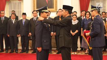 Kata Jubir soal Calon Panglima TNI Pilihan Jokowi