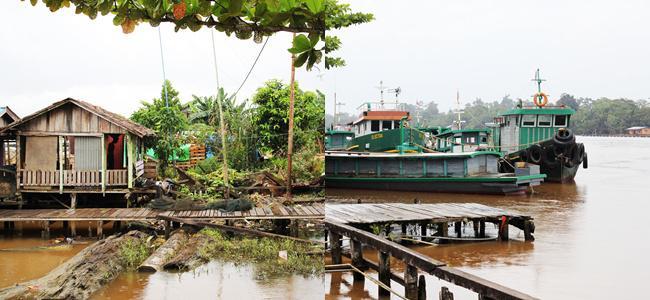 Daerah Terentang Hulu, Kalimantan Barat belum mendapat aliran listrik cukup/copyright CSR Teranghulu/Irfan Meidianto/IYAACOM