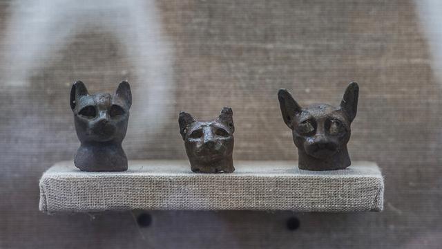 Temuan Baru di Makam Kuno Mesir
