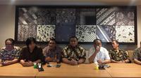 Relawan Jokowi angkat bicara mengenai kebohongan Ratna Sarumpaet (Liputan6.com/ Lizsa Egeham)