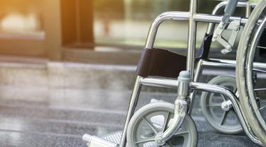 Ilustrasi Fobia dan Kursi Roda (iStockphoto)