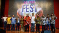 Milenial Fest di Medan