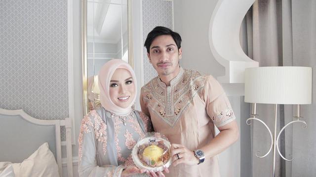 Mengintip Mewahnya Pesta Pernikahan Medina Zein Lukman Azhari