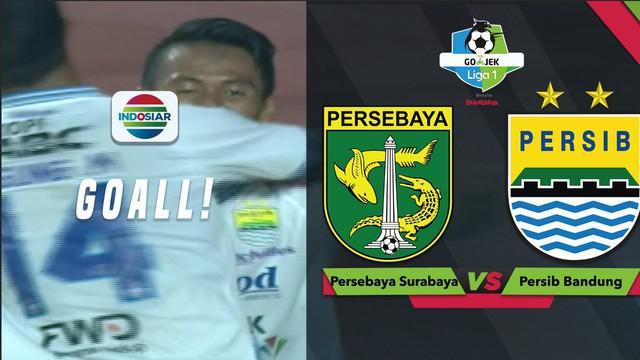 Berita video momen pantang menyerang Ghozali Siregar saat Persib Bandung menaklukkan Persebaya Surabaya dalam lanjutan Gojek Liga 1 2018 bersama Bukalapak.