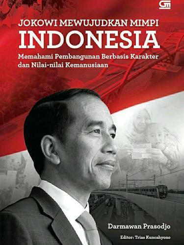Buku Soal Jokowi yang ditulis Darmawan Prasodjo