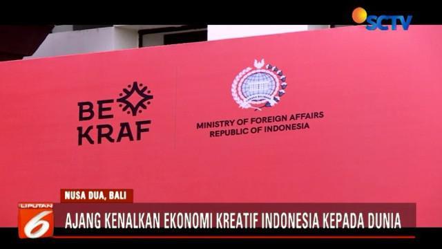 Sejumlah menteri dan perwakilan daerah juga turut mengisi acara, di antaranya Menteri Komunikasi dan Informatika Rudiantara, Menteri Keungan Sri Mulyani, dan Gubernur Jawa Barat Ridwan Kamil.