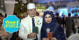 Mantan suami Venna Melinda, Ivan Fadilla menikah lagi dengan Sarni pada Minggu pagi (25/9/2016), di Masjid Adz-Dzikra, Sentul, Bogor, Jawa Barat.