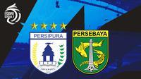 BRI Liga 1 - Persipura Jayapura Vs Persebaya Surabaya (Bola.com/Adreanus Titus)
