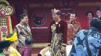 Kepala Badan Intelijen Negara (BIN) turut hadir saat Prabowo, Jokowi dan Megawati bertemu di arena kongres PDIP. (Istimewa)
