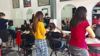 Rinjani Salon di Yogyakarta yang viral karena tarif Rp5 ribu. (dok. Instagram @rinjanisalon/https://www.instagram.com/p/CDKzcXNhHYf/)