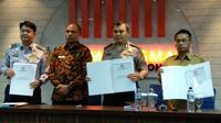 Ombudsman Temukan 4 Maladministrasi Penataan Tanah Abang oleh Gubernur Anies. (Liputan6.com/Merdeka.com)