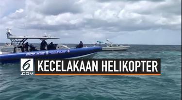 Kecelakaan helikopter terjadi di dekat Grand Cay, Kepulauan Abaco pada 4 Juli 2019 waktu setempat. Insiden itu menewaskan seorang miliarder batu bara asal Amerika Serikat dan 6 orang lainnya.