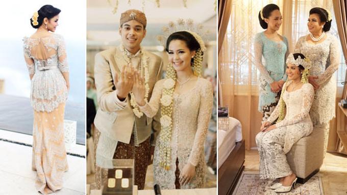 Desainer Kebaya Pengantin Terbaik Untuk Pernikahan Anda Beauty
