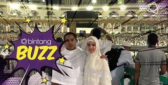 Tahun ini Nia Ramadhani dan suami menunaikan ibadah haji