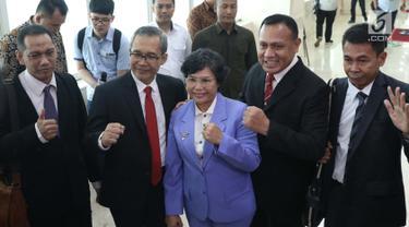 DPR Sahkan Pimpinan KPK Terpilih Periode 2019-202