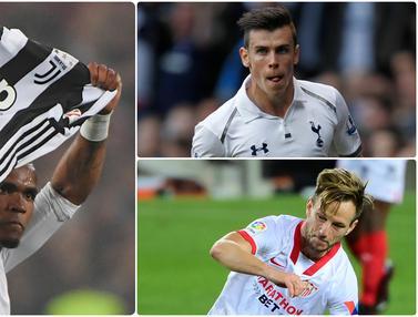 5 Pemain yang Kembali ke Mantan Klubnya di Bursa Transfer Musim Ini