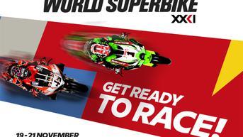 Mau Nonton World Superbike Mandalika? Simak Cara Beli Tiketnya