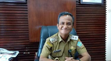Wakil Bupati Kepulauan Sangihe Helmud Hontong