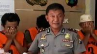 Polisi mendapati sabu seberat 9,3 gram dan uang tunai hasil penjualan narkoba sekitar Rp 600 ribu.