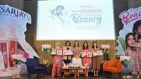 Campaign #FearlessBeauty Sariayu Martha Tilaar, di Galeri Indonesia Kita, Grand Indonesia, Jakarta Pusat, Rabu, 27 Maret 2019 (dok. istimewa/Fairuz Fildzah)
