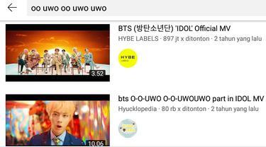 Tak Tahu Judul dan Penyanyinya, Keyword Lagu di YouTube ala Netizen Ini Bikin Ngakak