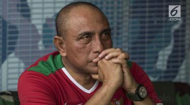 Gubernur Sumatera Utara Edy Rahmayadi mengundurkan diri dari jabatannya sebagai Ketua Umum PSSI.