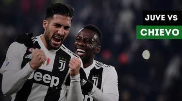 Berita video highlights Serie A pekan ke-20 antara Juventus Vs Chievo yang berakhir dengan skor 3-0.