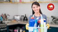 Bagi Anda yang tinggal ngekos, cobalah hilangkan kebiasaan buruk malas bersih-bersih.