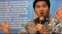 Anggota Komisi XI DPR dari Fraksi PDIP Maruarar Sirait.