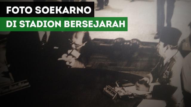 Stadion Merdeka di Kuala Lumpur punya cerita soal Presiden Soekarno dan hubungan Malaysia-Indonesia.