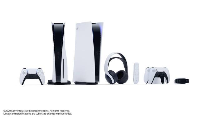 PS5 serta beberapa aksesoris pelengkap. (Doc: PlayStation)