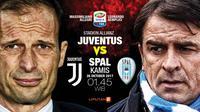 Juventus vs SPAL (Liputan6.com/Abdillah)