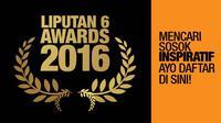 Liputan 6 Mengundang Mahasiswa dan Blogger untuk hadir di Malam Anugrah Liputan6 Award SCTV