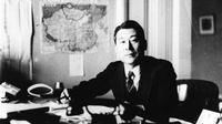 Diplomat Jepang yang menyelamatkan 10.000 nyawa Yahudi, Chiune Sugihara (Wikicomons)