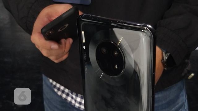 Huawei Mate 30 Series.