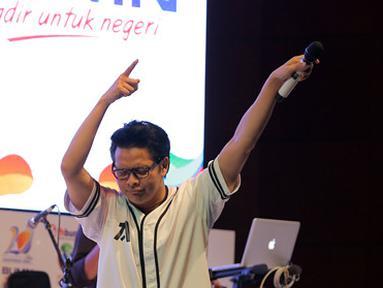 Armand Maulana akan kembali memanjakan telinga penggemarnya dengan mengeluarkan single keempat. (Deki Prayoga/Bintang.com)
