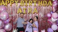 Perayaan ulang tahun putri AHY dan Annisa Pohan, Almira. (dok. Instagram @annisayudhoyono/https://www.instagram.com/p/CEMmKlIDJih/?hl=en)