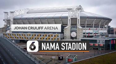 Sporting Cp berniat gunakan nama Cristiano Ronaldo untuk stadion. Nama Diego Armando Maradona juga jadi nama stadion.