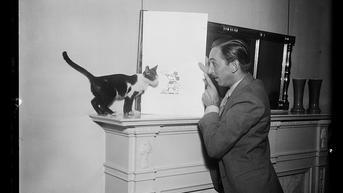16 Oktober 1923: Walt Disney Didirikan Untuk Pertama Kali