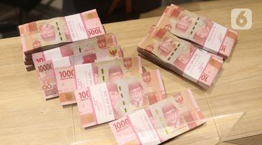 FOTO: Bank Indonesia Yakin Rupiah Terus Menguat