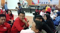 Ketua DPD PDI Perjuangan Jabar Tubagus Hasanuddin berencana mencalonkn diri ke DPR RI